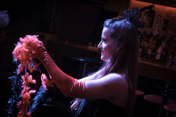 Burlesque Workshop in Leiden