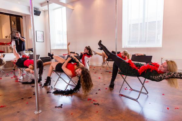 Burlesque Workshop in Leiden